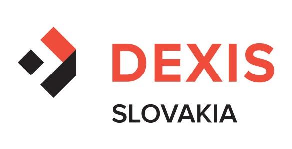 Nové logo DEXIS SLOVAKIA