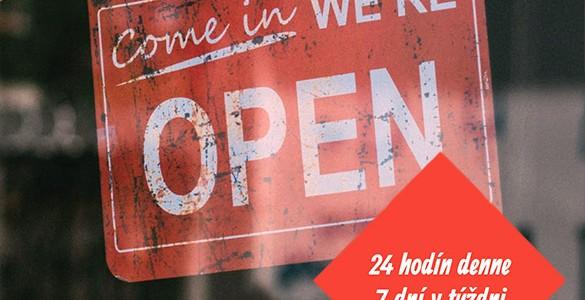 Odteraz naše skladové zásoby dostupné 24 hodín denne 7 dní v týždni