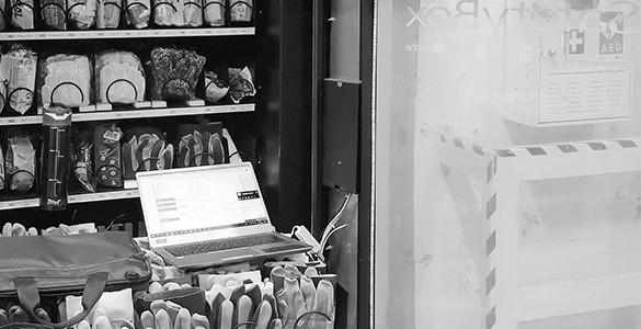 Výdajné automaty SafetyBox – VÝVOJ STÁLE POKRAČUJE!
