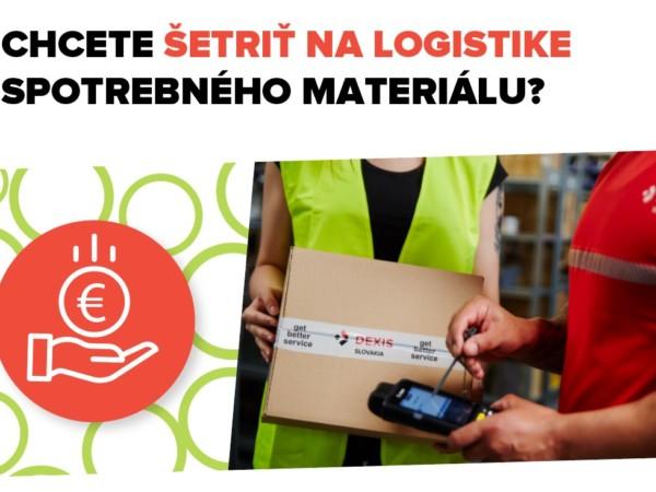 Moderná logistika vám zefektívňuje výrobné procesy.