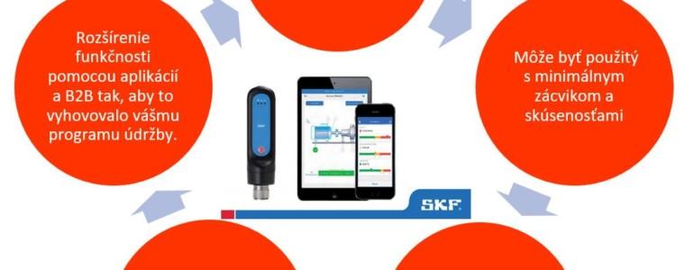 S QUICK COLLECT od SKF minimalizujete výpadky výroby